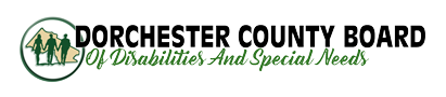 Dorchester County Board of Disabilities and Special Needs Logo